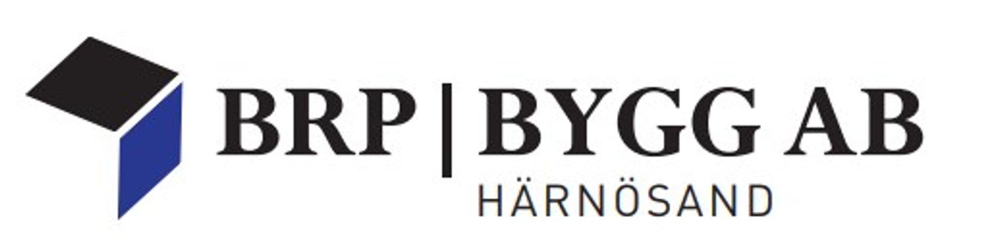 Snickare och byggfirma i Härnösand -  Brp Bygg logotyp